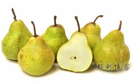 英国的水果-Pears(梨)