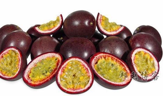英国的水果-Passionfruits (西番莲)