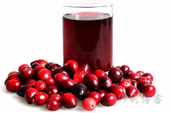 英国的水果-Cranberries(蔓越莓)