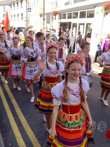 威尔士兰戈伦国际音乐节
