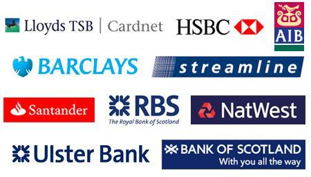 英国的主要银行
