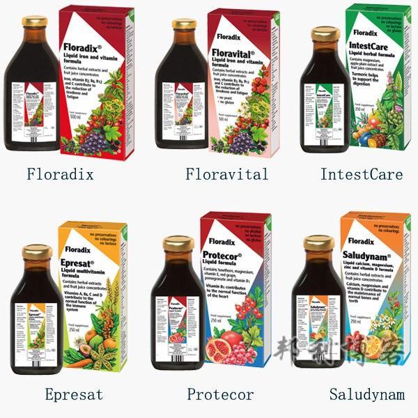英国保健品Floradix营养液