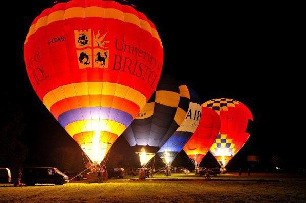 2014Bristol国际热气球节
