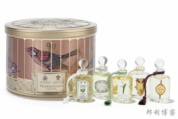 英国皇室御用高端香水