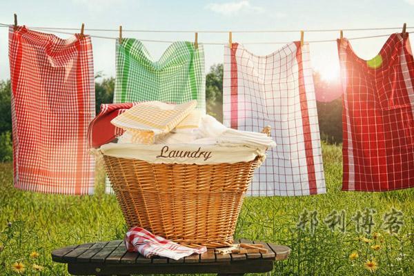 英国的洗衣用品推荐
