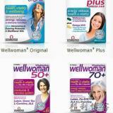 英国保健品Vitabiotics女性保健系列篇