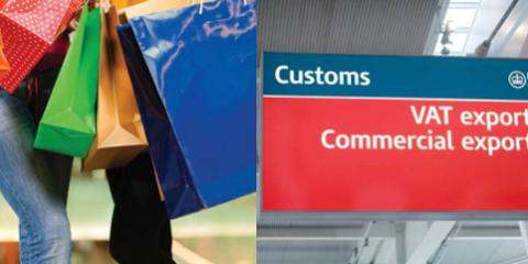 英国旅游购物退税攻略