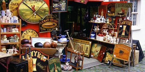 【Portobello Market】伦敦诺丁山集市淘宝记