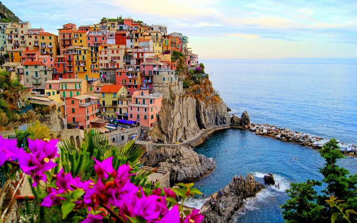 意大利五渔村