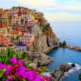 意大利五渔村,上帝遗落的珍珠