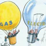 在英国如何缴纳水电煤气费