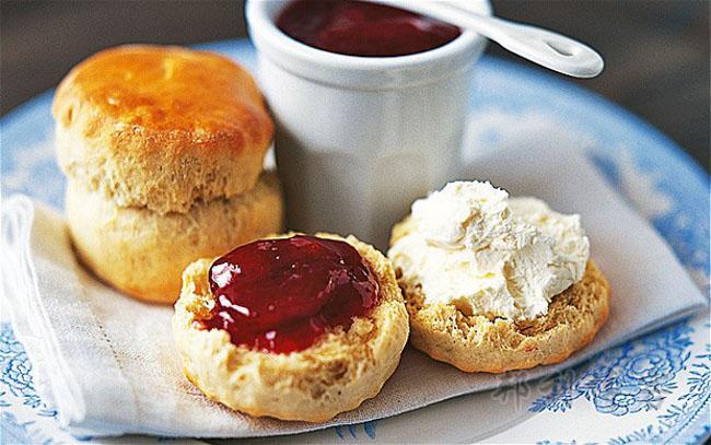 英国的甜品