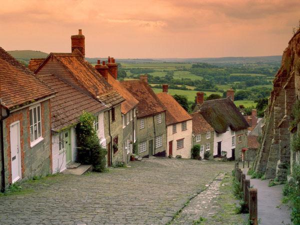 英国Gold Hill