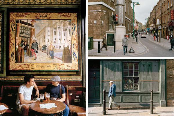 英国Fournier Street