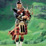 走进苏格兰,风笛声与格子裙飘扬的民族