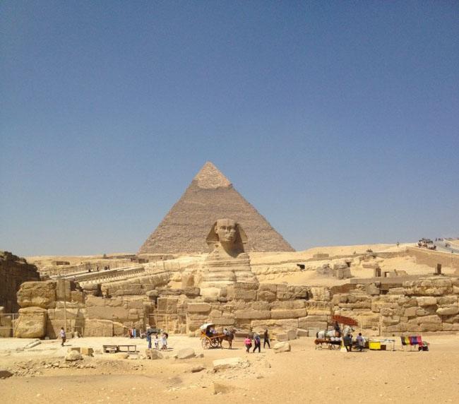 埃及开罗游记