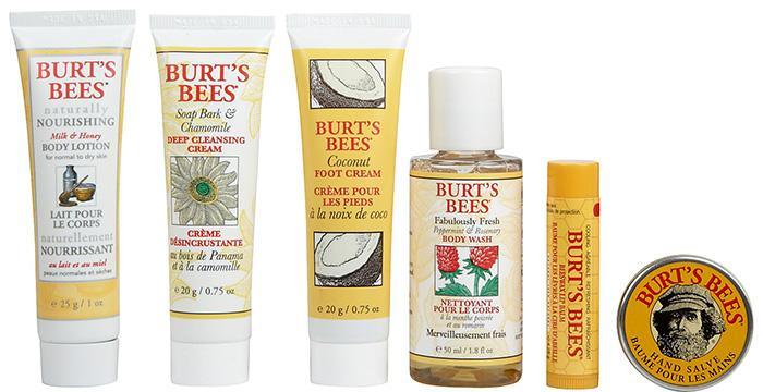 Burt's Bees小蜜蜂