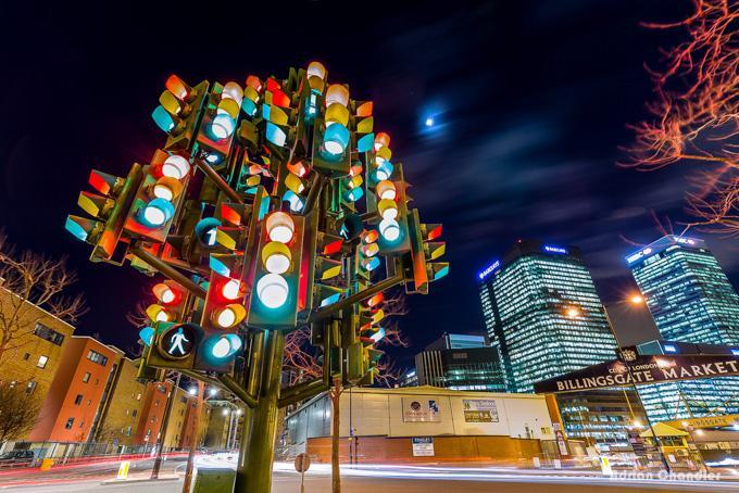 The Traffic Light Tree交通灯树