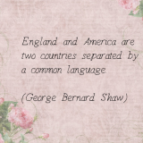 美国英语和英国英语是怎么分家的?