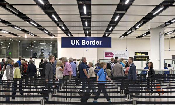 英国入境卡
