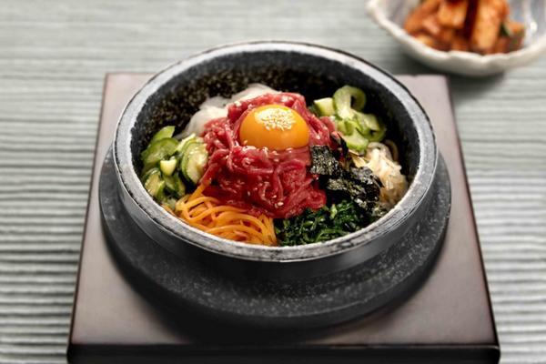 伦敦韩国餐厅