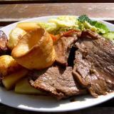在英国酒吧吃什么,英国传统食物盘点