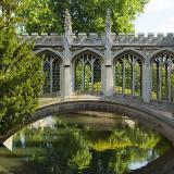 关于剑桥的桥,你知道多少?