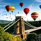 【Bristol】布里斯托,色彩斑斓的梦幻之城
