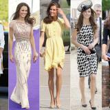 繁复而优雅 — 凯特王妃的大胆穿衣经