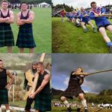 苏格兰高地运动会