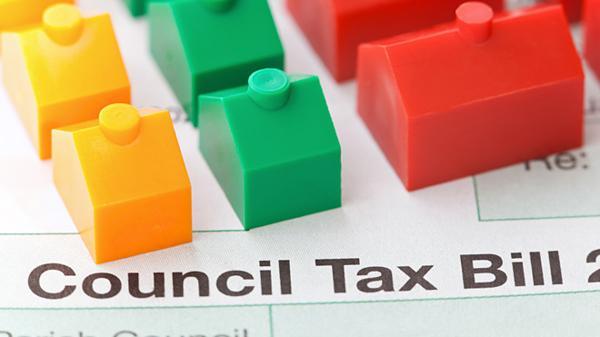 英国council tax