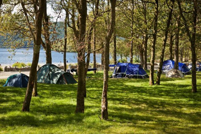 英国露营地