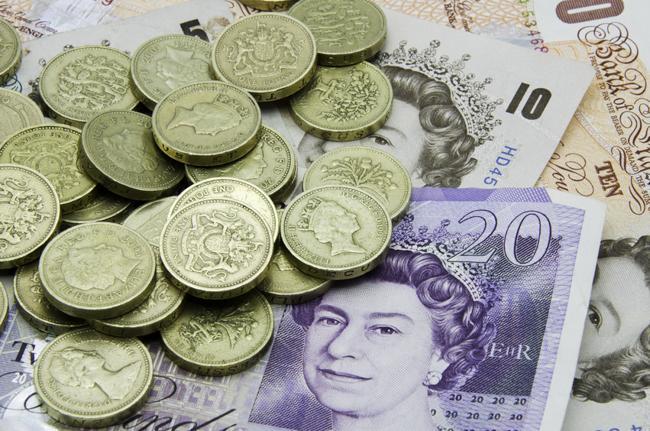 英国外币兑换