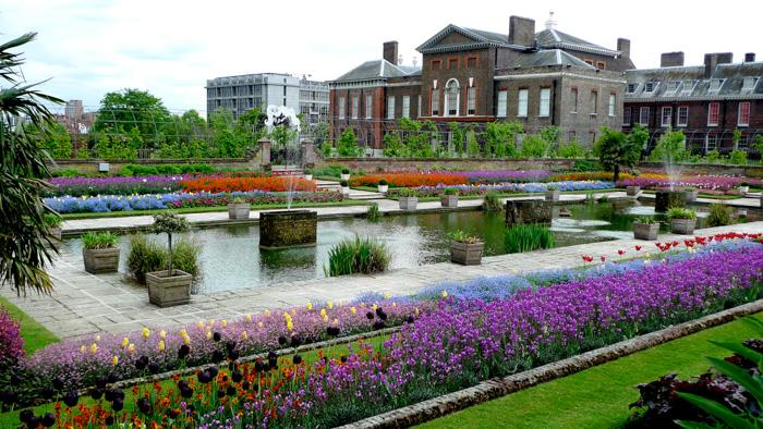 英国肯辛顿宫