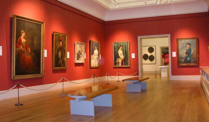 布莱顿博物馆及美术馆