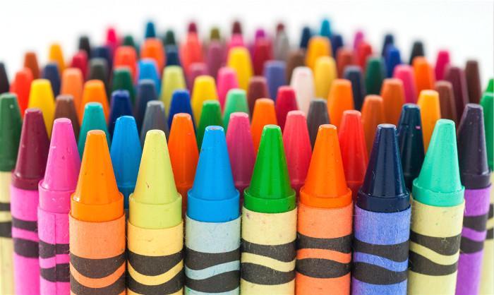Crayola绘儿乐蜡笔