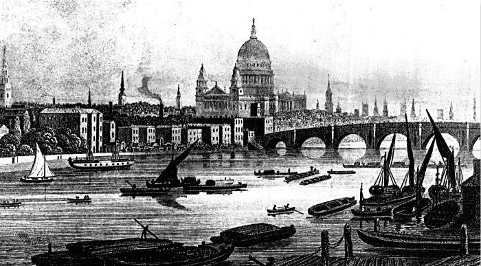 中世纪伦敦