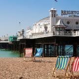 【Brighton】布莱顿,古灵精怪的英格兰海滨城市
