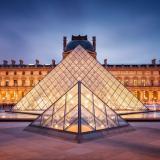 【Louvre Museum】巴黎卢浮宫的散漫时光
