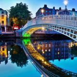 【Dublin】爱尔兰手记,遇见都柏林