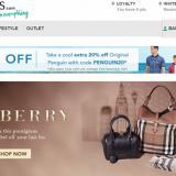 【Secret Sales】英国奢侈品Outlet闪卖网