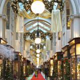 【Burlington Arcade】古老岁月里的传奇:伦敦伯灵顿拱廊