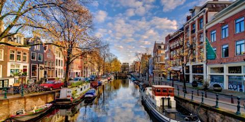 阿姆斯特丹,记一段纸醉金迷