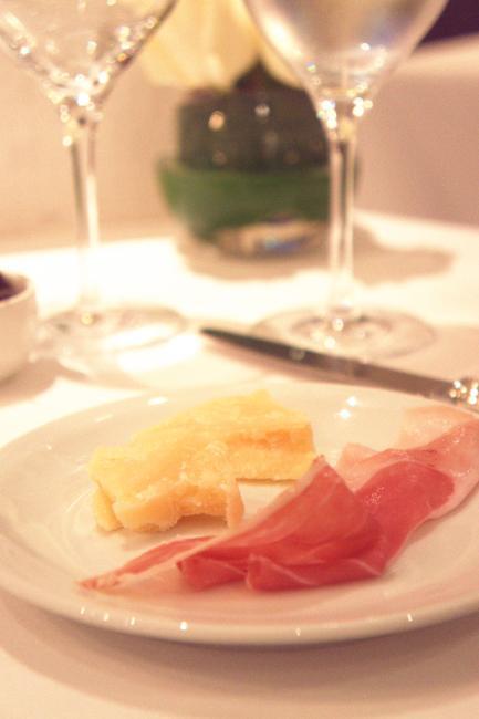 米其林二星意大利餐厅