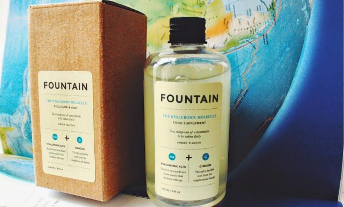 Fountain透明质酸分子口服液