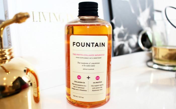 Fountain植物性胶原蛋白分子口服液