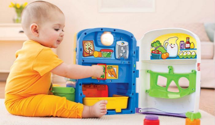 1至2岁幼儿玩具推荐