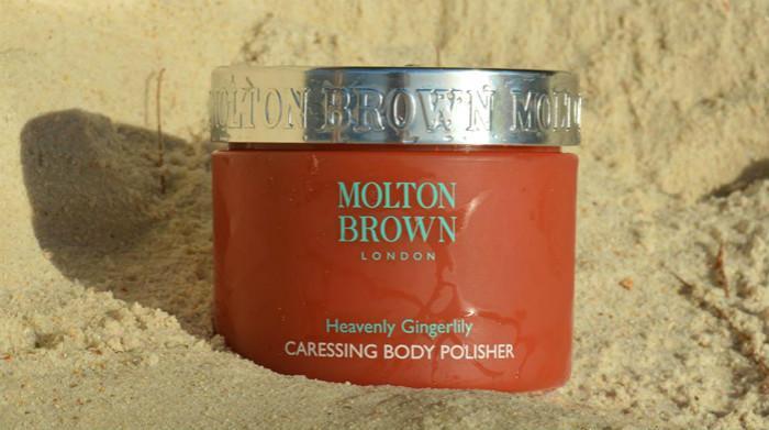 摩顿布朗身体磨砂膏
