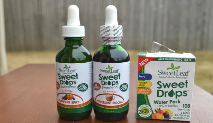 Sweetleaf Stevia Extract