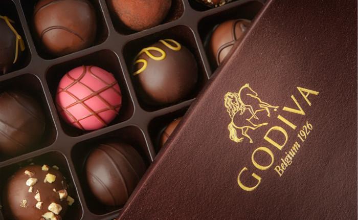 Godiva歌帝梵巧克力